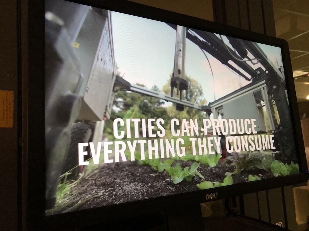 Fab City aspirations